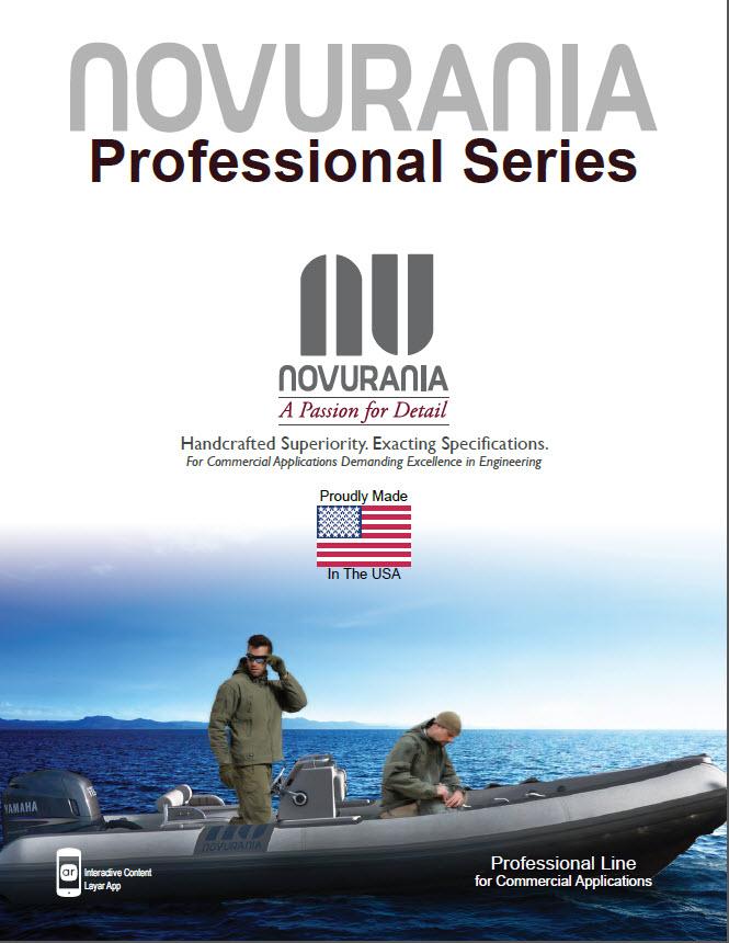 Novurania Pro Series Brochure